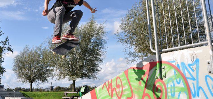 Skatebaan Oudorperhout