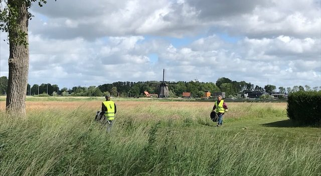 World Cleanup Day 19 september in de Oudorperhout
